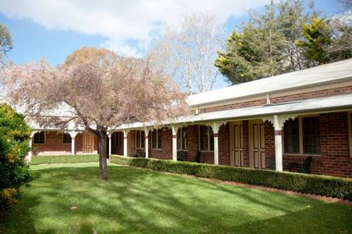 The Carrington Inn - Bungendore Cover Picture