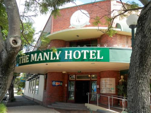 Manly Hotel Cover Picture