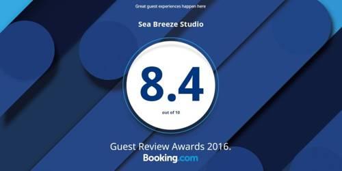 Sea Breeze Studio Cover Picture