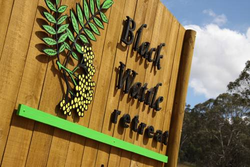 Black Wattle Retreat Cover Picture
