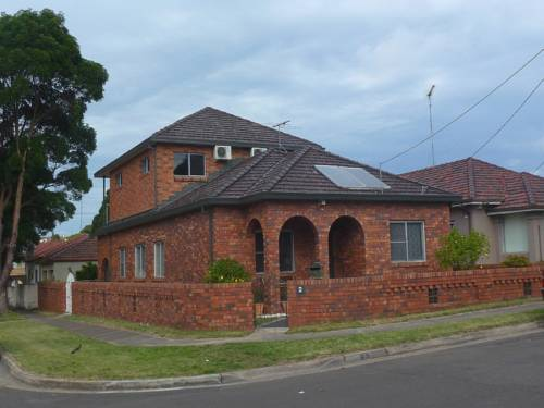 Family Accommodation in Sydney Cover Picture