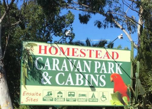 Homestead Caravan Park Cover Picture