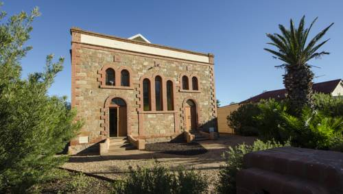 Broken Hill Outback Church Stay Cover Picture