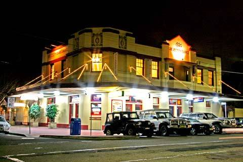 Sir Joseph Banks Hotel Cover Picture