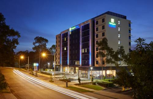 Holiday Inn Express Sydney Macquarie Park Cover Picture