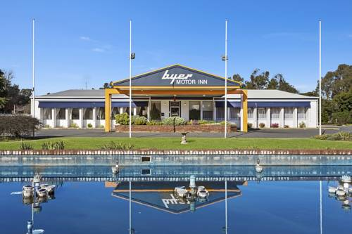 Byer Fountain Motor Inn Cover Picture