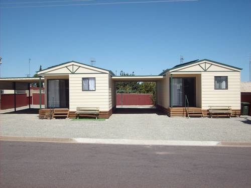 Jacko's Holiday Cabins Cover Picture