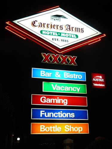 Carriers Arms Hotel Motel Cover Picture