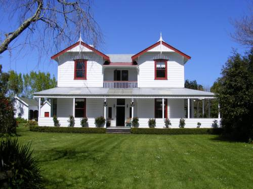 Fordell Homestead Cover Picture