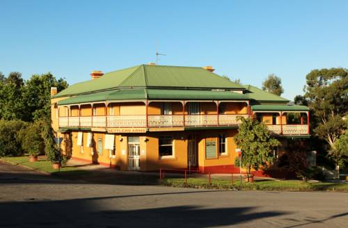 Settlers Arms Hotel Cover Picture