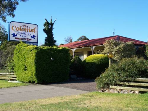 Colonial Motor Inn Pambula Cover Picture