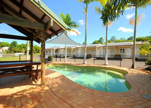 Ned Kelly's Motel Cover Picture