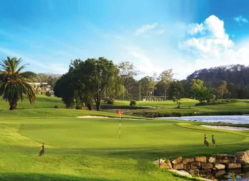 Ramada Resort Kooralbyn Valley Cover Picture