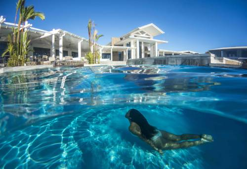 Taumeasina Island Resort Cover Picture
