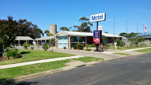 Kaniva Colonial Gardens Motel Cover Picture