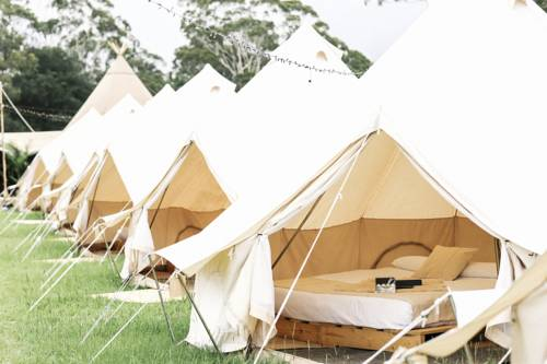 Flash Camp - Byron Bay Cover Picture