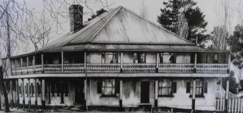 Tenterfield Lodge Cover Picture