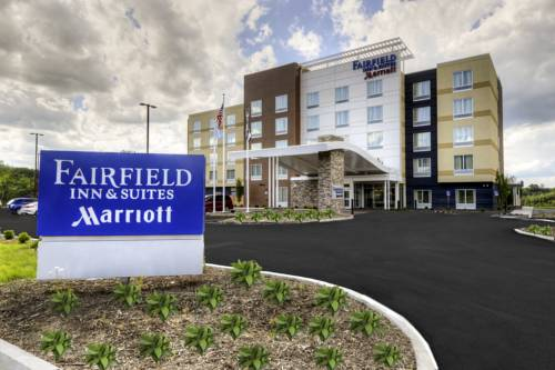 Fairfield Inn & Suites by Marriott Princeton Cover Picture