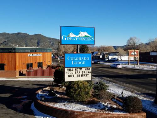 Great Western Colorado Lodge Cover Picture
