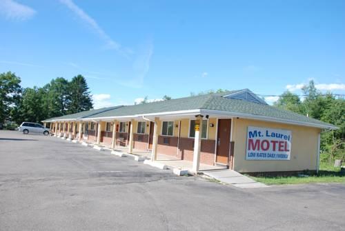 Mount Laurel Motel Cover Picture