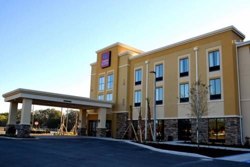 Comfort Suites near Rainbow Springs Dunnellon Cover Picture