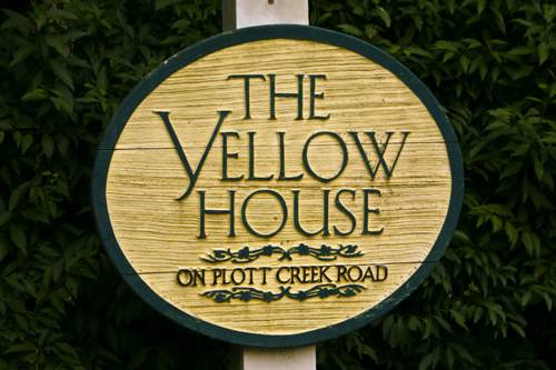 The Yellow House on Plott Creek Cover Picture