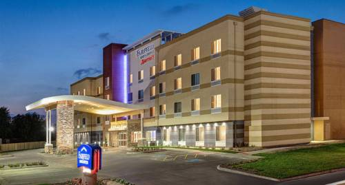 Fairfield Inn & Suites by Marriott Edmonton North Cover Picture