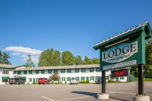 The Lodge at Poland Spring Resort Cover Picture