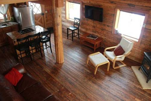 Targhee Cabin Cover Picture