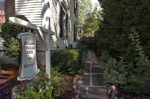 Benjamin F. Packard House Bed and Breakfast Cover Picture
