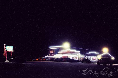 Windbreak Cafe Cover Picture