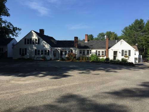 The New Hampshire Mountain Inn Cover Picture