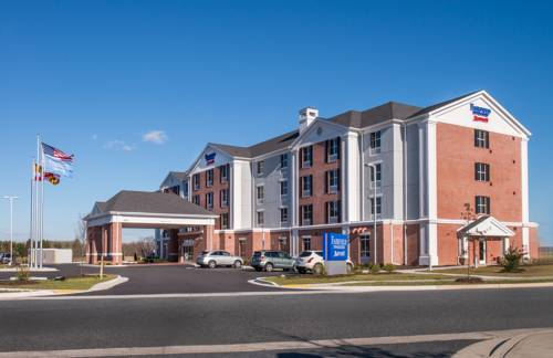 Fairfield Inn & Suites by Marriott Easton Cover Picture