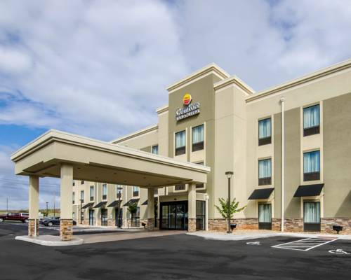 Comfort Inn & Suites Lynchburg Cover Picture