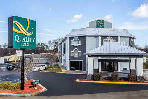 Quality Inn Salisbury Cover Picture