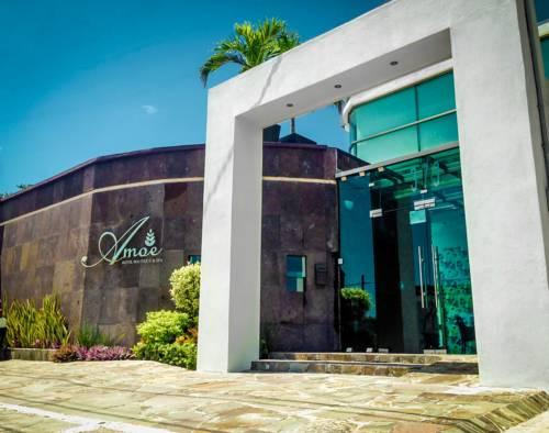 Amoe Hotel Boutique & Spa Cover Picture