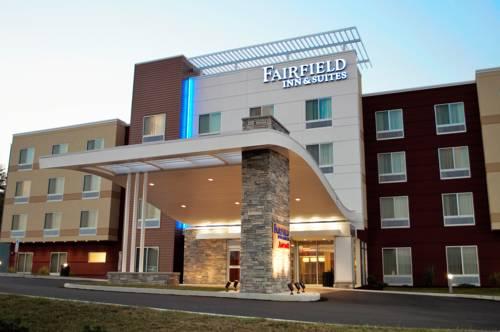 Fairfield Inn & Suites by Marriott Stroudsburg Bartonsville/Poconos Cover Picture