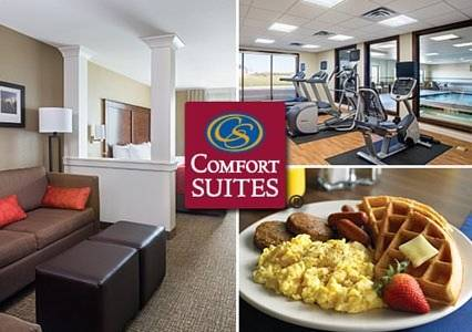 Comfort Suites Uniontown Cover Picture
