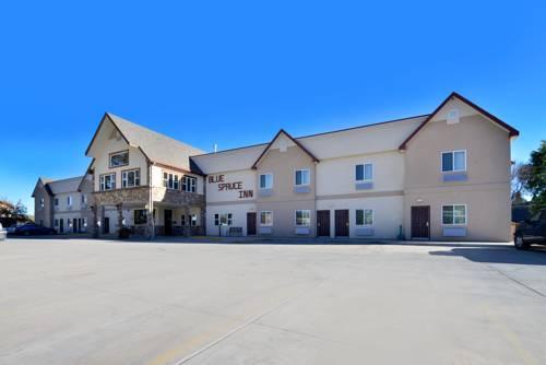 Colorado's Blue Spruce Inn Cover Picture