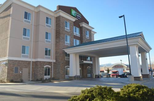 Holiday Inn Express & Suites Golden Cover Picture