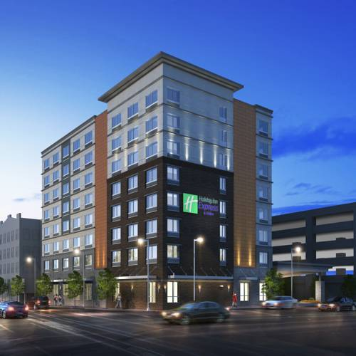 Holiday Inn Express & Suites Downtown Louisville Cover Picture