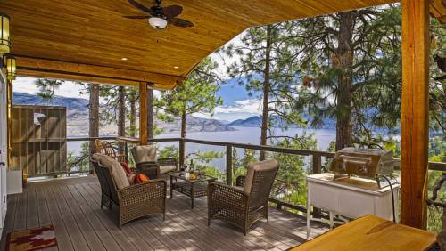 Peachland Eagles Nest B&B Cover Picture