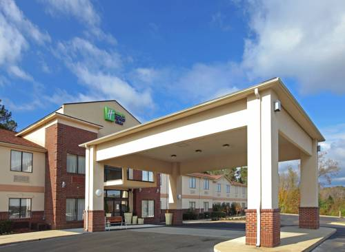 Holiday Inn Express & Suites Camden Cover Picture