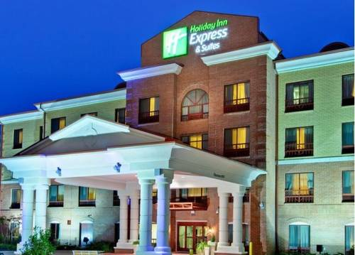 Holiday Inn Express & Suites Clinton Cover Picture