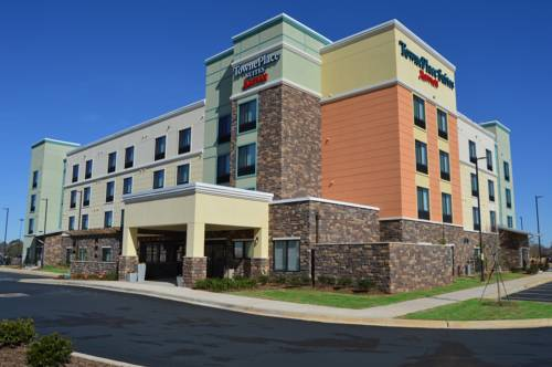 TownePlace Suites by Marriott Alexandria Cover Picture