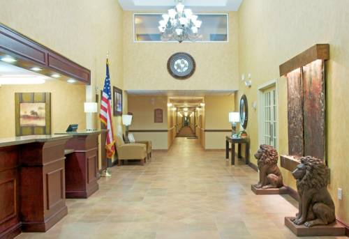 Holiday Inn Express Leesville-Ft. Polk Cover Picture