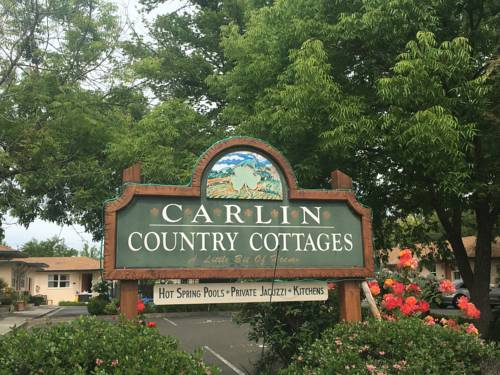 Carlin Country Cottages Cover Picture
