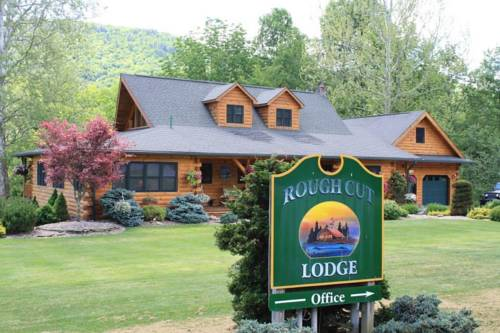 Rough Cut Lodge Cover Picture