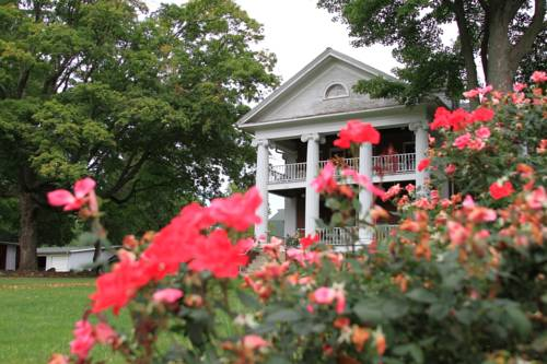 Arbor Hill Inn Cover Picture