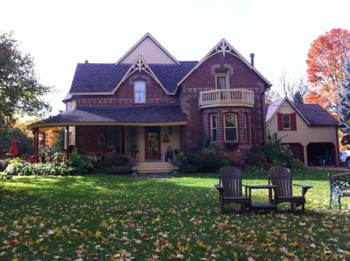 The Maples Bed and Breakfast Cover Picture